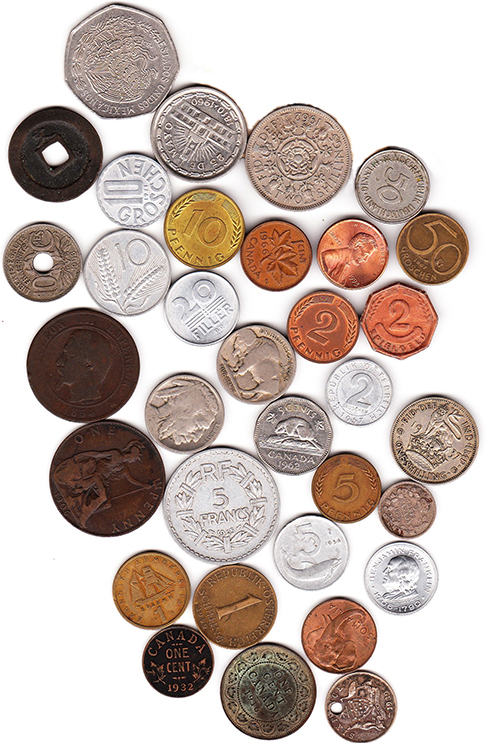 coin collection 2