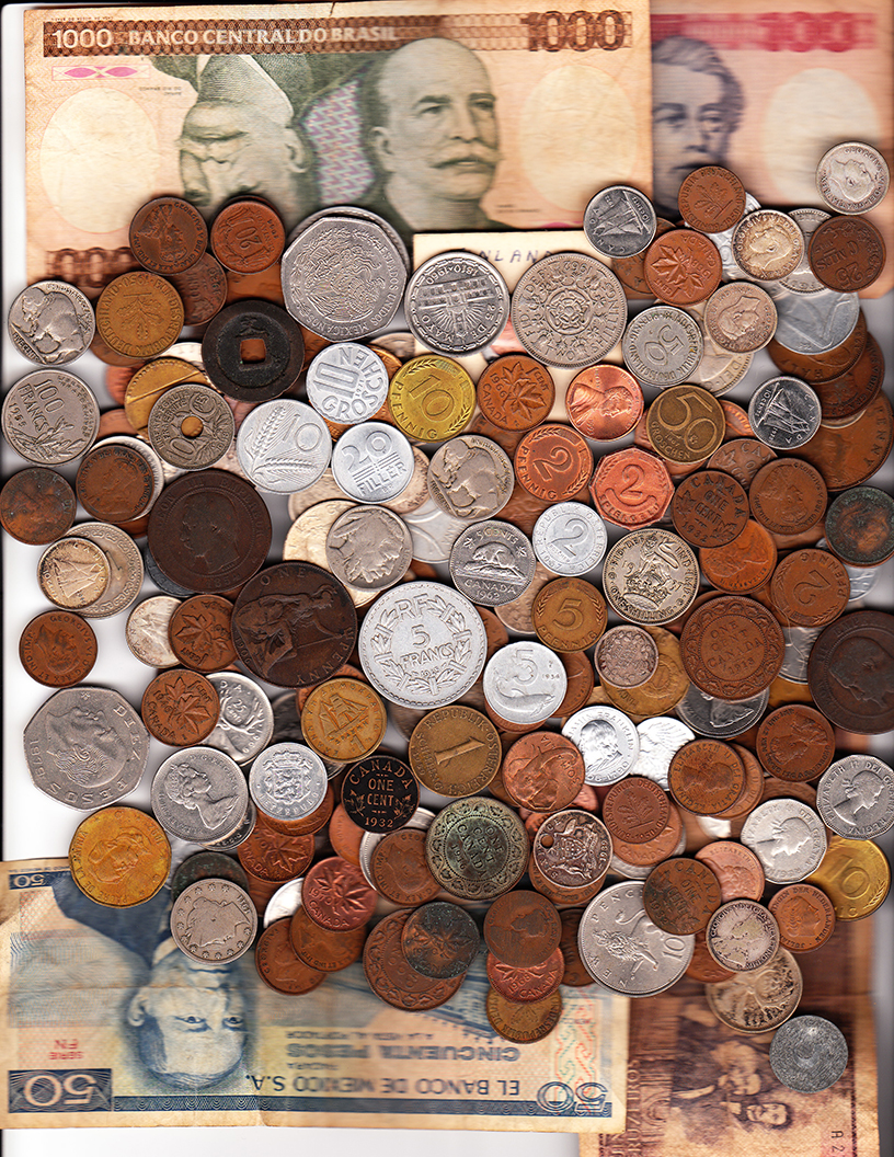 coin collection 4